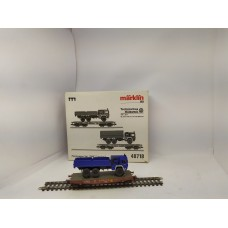 "48718 ""THW"" Flat Car Set"