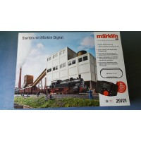"Marklin  029721 Gauge H0 ""Era III Freight Service"" Digital Starter Set"