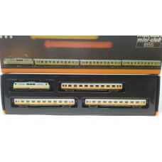 "8155 Gauge Z - Article No. 81551 ""Lufthansa Airport Express"" Train Set"