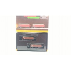 "82560 Gauge Z  ""High Capacity Boxcar"" Car Set."