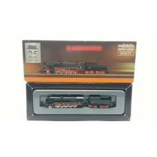 BR 52 DB schwarz | Gauge Z - Article No. 88831 Freight Locomotive with Tub-Style Tender.