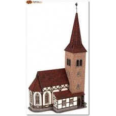 "NOCH 66906 CHURCH ""ST. GEORGE"" WITH MICRO-SOUND BELLS RINGING"