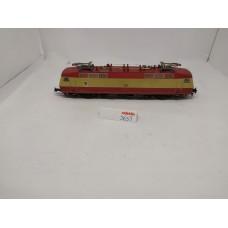 Marklin 3653 Electric locomotive - TEE BR 120 - DB