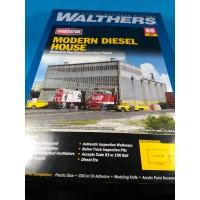 Walthers 922-2916 Modern Diesel House
