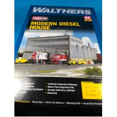 Walthers 922-2916 Modern Diesel House
