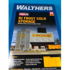 Walthers 933-3020 RJ Frost Ice Cold Storage