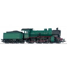 Märklin 37033 Steam Locomotive with a Tender.