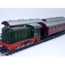 Marklin 2858 DB Passenger Train Set