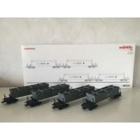 Märklin 48573 Load Tube Car Amphibian Traffic OVP / mint condition