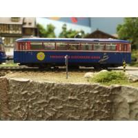 ROCO 63025  Rail bus VT 98 of the PEG