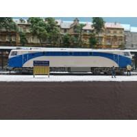 "ROCO  68721 Diesel locomotive class D 333 in ""Grandes Lineas"""