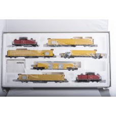 "Märklin 26510 ""Tunnel Rescue Train"" Train Set"
