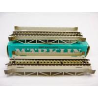 Märklin 7168 M Track Bridge 180mm