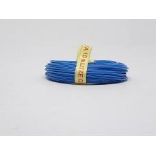 Märklin 7101  Wire Single Conductor Blue 10m  0.14mm