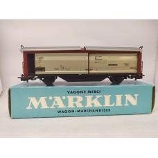 Marklin 4633 Sliding Wall Boxcar